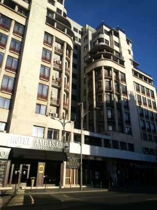 Bucharest Art Deco