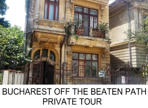 Bucharest off the beaten path private tour