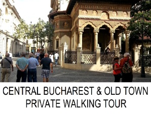 BUCHAREST OLD TOWN PRIVATE WALKING TOUR