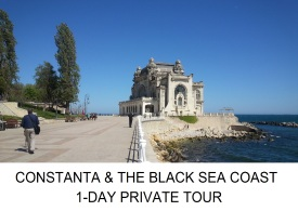 Constanta & Black Sea Coast Private Tour