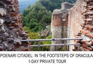POENARI CITADEL DRACULA TOUR