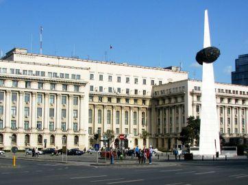 Revolution Square, Bucharest
