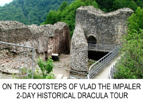 2-day real Dracula tour on the footsteps of vlad the impaler