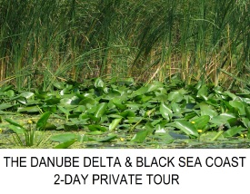 2-DAY TOUR DANUBE DELTA BLACK SEA COAST
