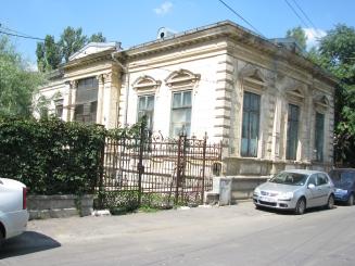 Casa strada George Georgescu fosta Rahovei Bucuresti