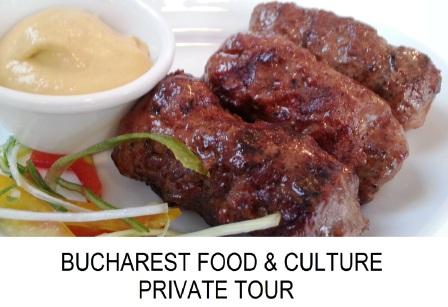 Bucharest food & culture private tour