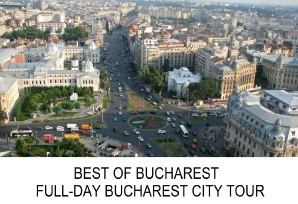 Bucharest Full Day City Tour
