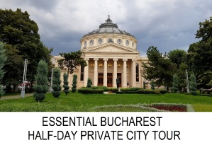 Bucharest Half-Day Private Tour