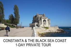 Constanta & The Black Sea Coast Private Tour