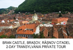 Transylvania 2-day private Tour Peles Bran Castle Brasov Rasnov