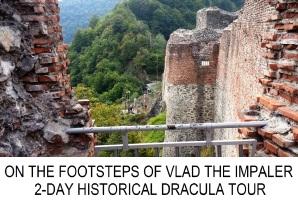 Transylvania 2-day Vlad the Impaler Dracula tour