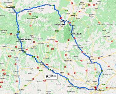 2-Day Transylvania Tour Sibiu