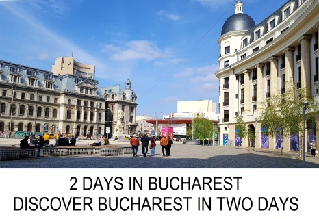 2 Days in Bucharest Private Tour