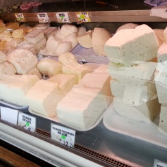 Traditional Romanian cheese