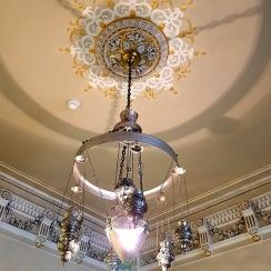 Ceiling Light George Severeanu Museum Bucharest