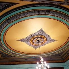 Ceiling, Paulescu National Institute Bucharest