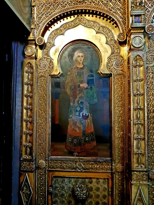 Icon of the iconostasis, Russian Church, Bucharest