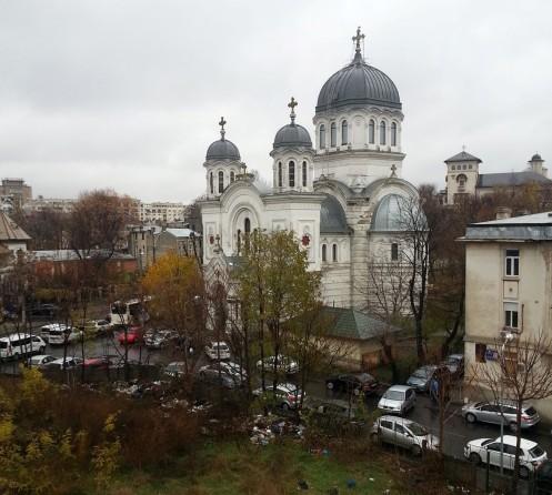 Sf Nicolae Vladica Church, Bucharest