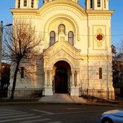 """St Nicolae Vladica """"Din Prund"""" Church (1902-1904), Bucharest"""