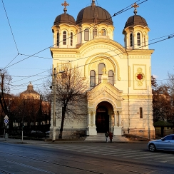 St Nicolae Vladica Din Prund Church, Bucharest