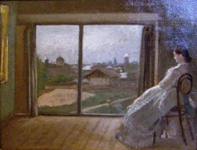 Theodor Aman painting