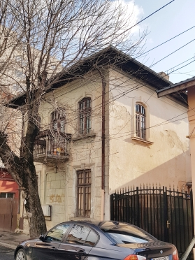 Late 19th century house Bucharest