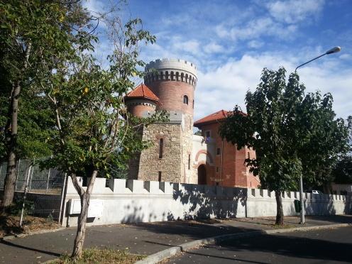 Tepes Tower Carol Park Bucharest