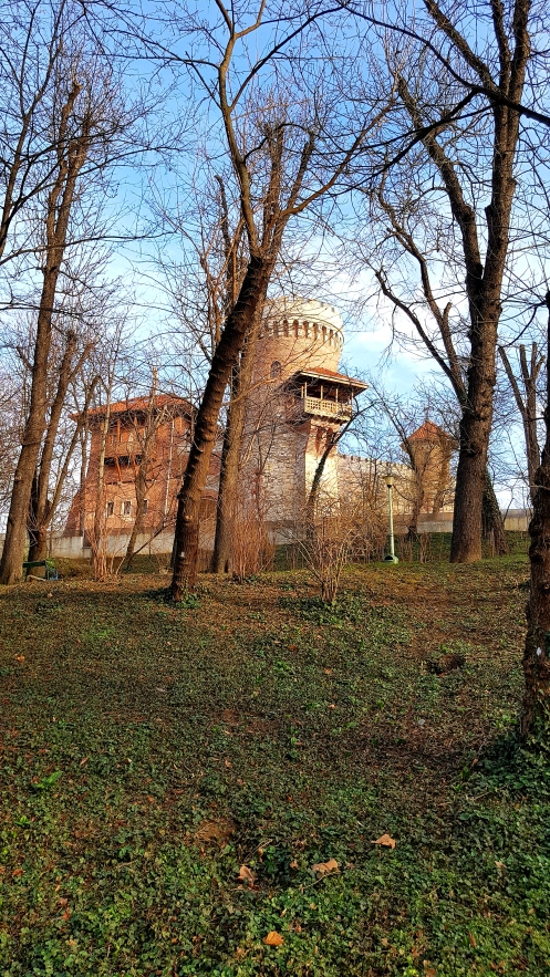 Tepes Tower Carol Park Bucharest
