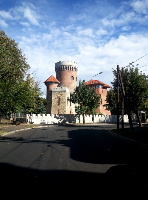 Turnul lui Tepes Carol Park Bucharest
