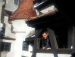 Visiting Bran CastleTransylvania