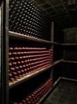 Wine cellars at Garboiu winery,Romania